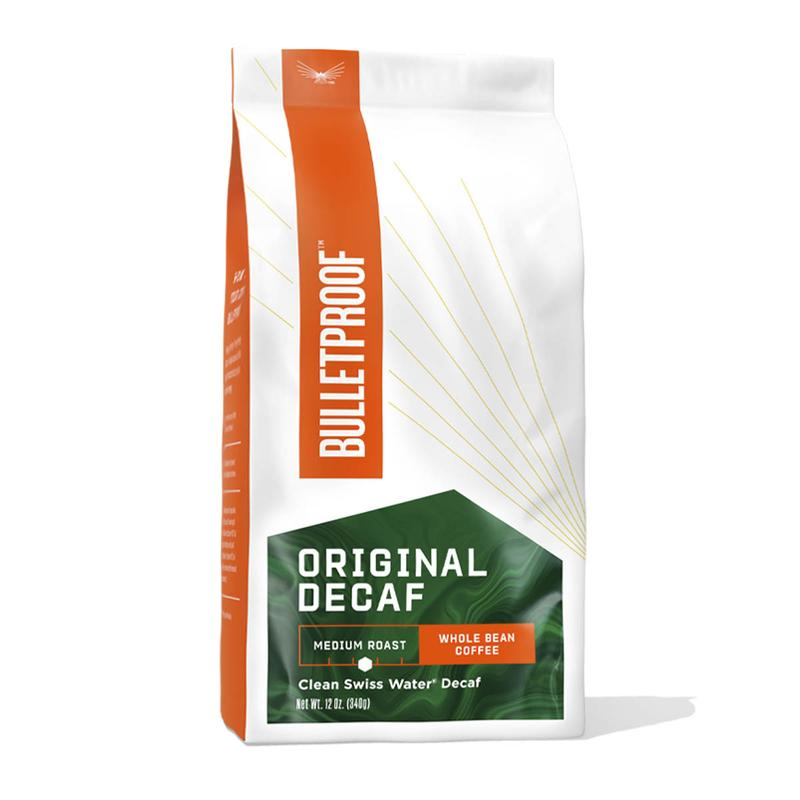 Bulletproof Australia Original Whole Bean Decaf Coffee