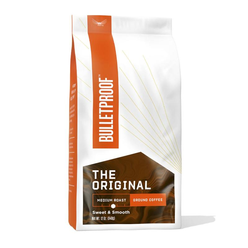 Bulletproof Australia Original Medium Roast Ground Coffee