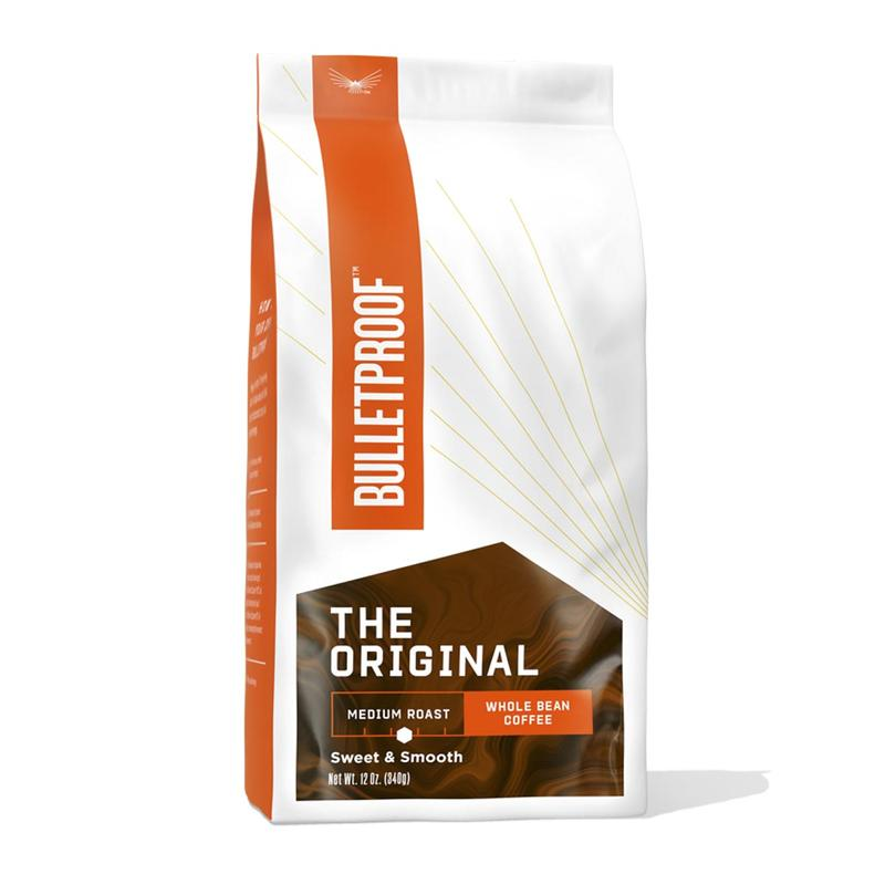 Bulletproof Australia Original Medium Roast Whole Bean Coffee