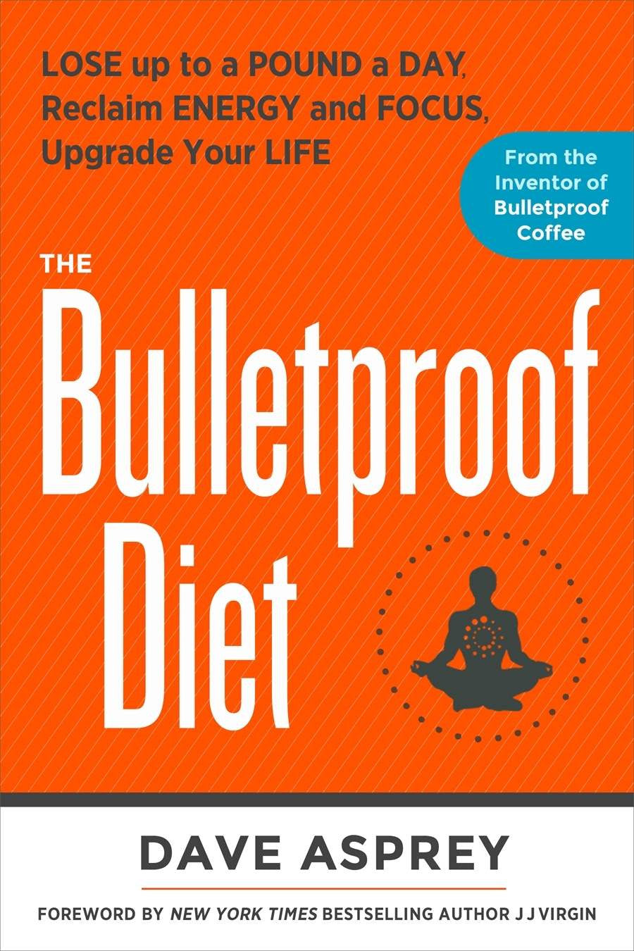 The bulletproof diet lose up to a pound a day reclaim energy and the bulletproof diet lose up to a pound a day reclaim energy and focus upgrade your life malvernweather Choice Image