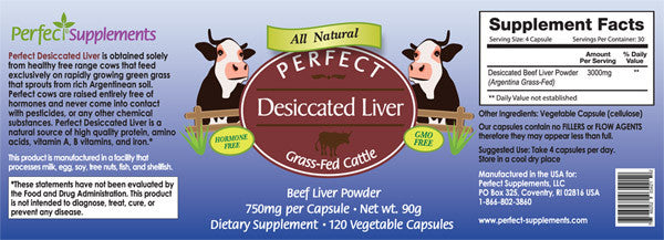 Grass Fed Desiccated Beef Liver Capsules Optimoz Com Au