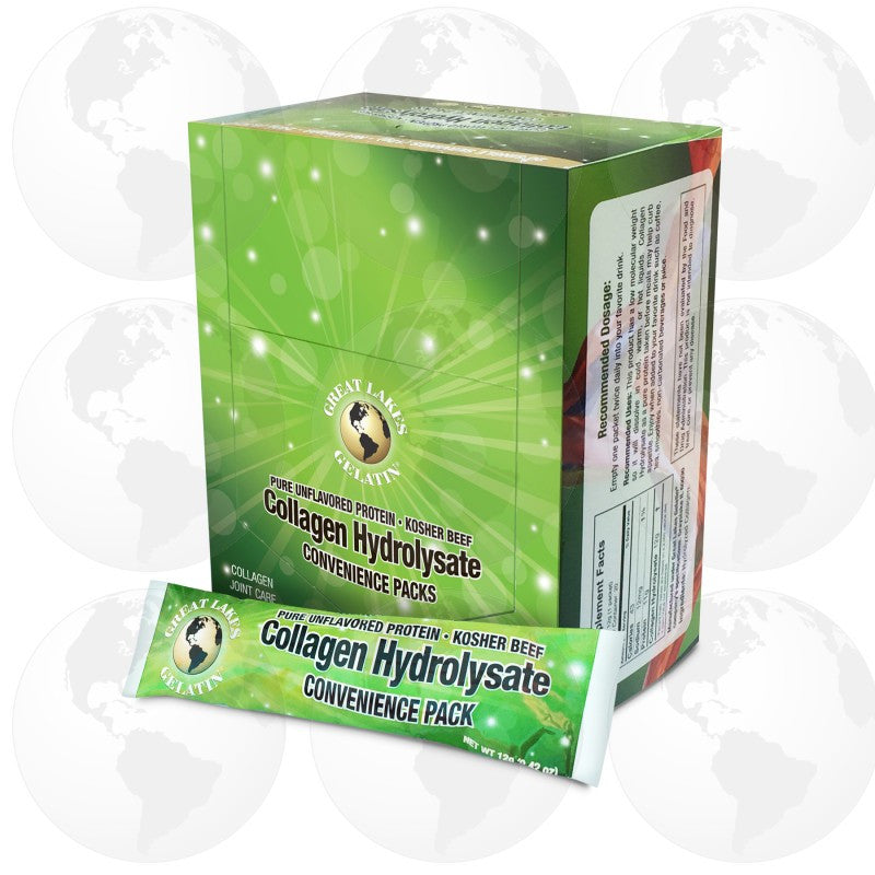 Great Lakes Collagen Hydrolysate Protein Sachet