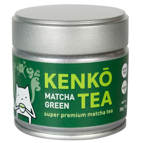 Matcha Premium Green Tea - 30gm