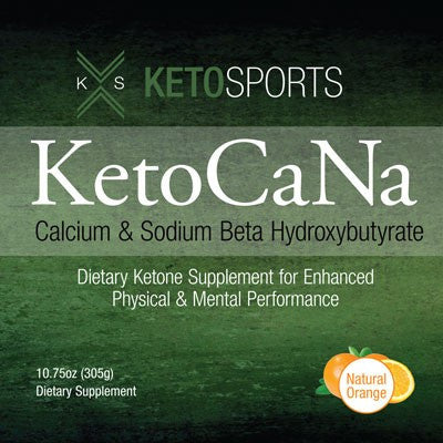 KetoCaNa Australia Ketones Orange