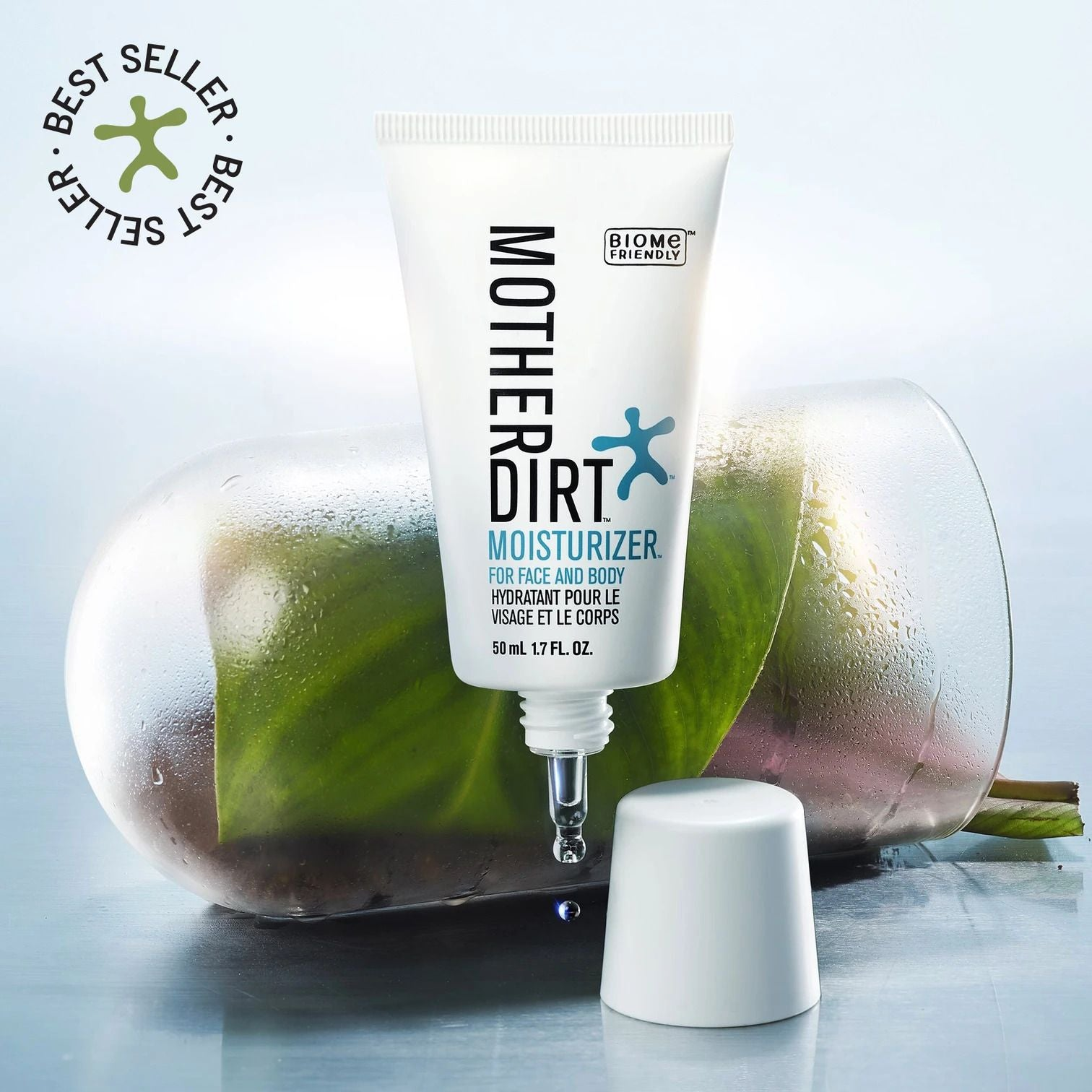 Mother Dirt Biome-Friendly Moisturizer