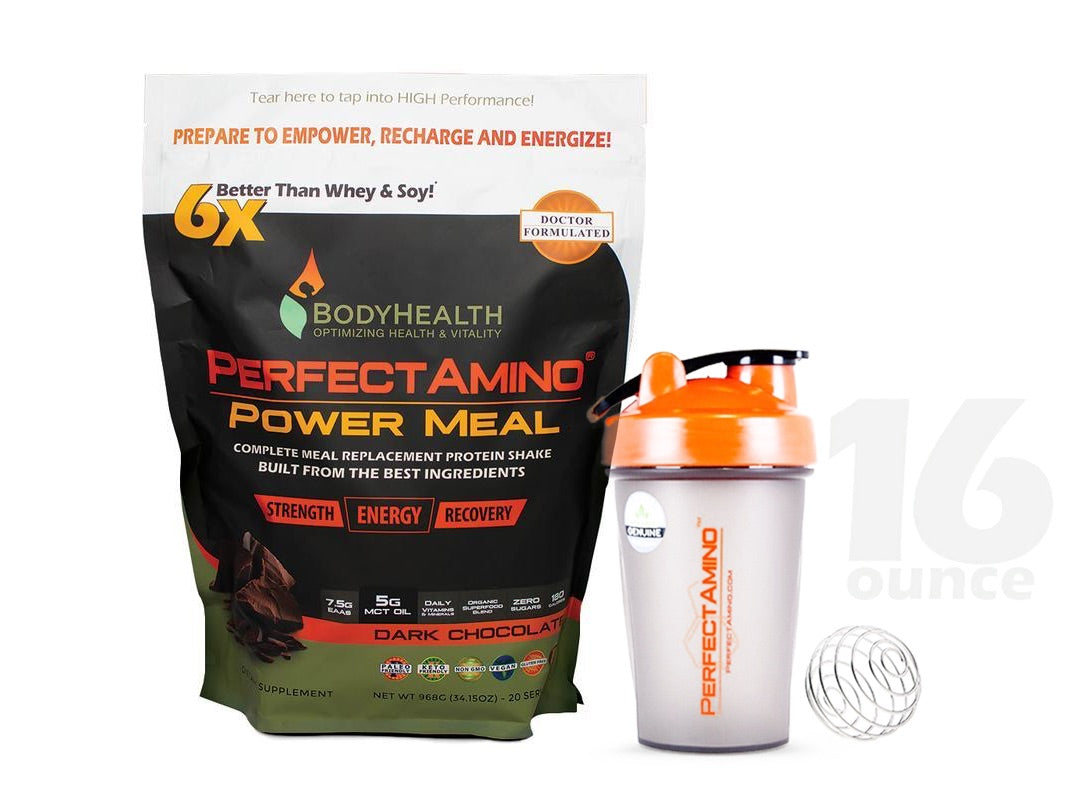 Perfect Amino Power Meal - Meal Replacement Shake