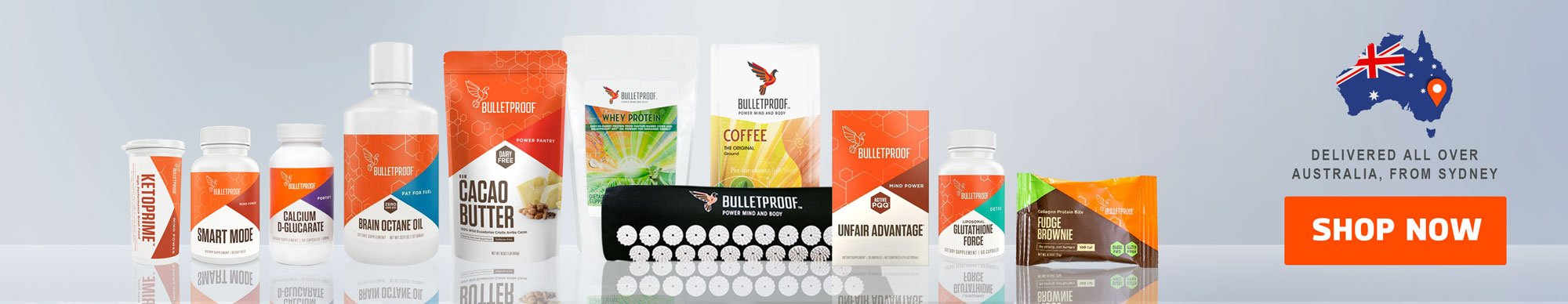 Australia Bulletproof Coffee