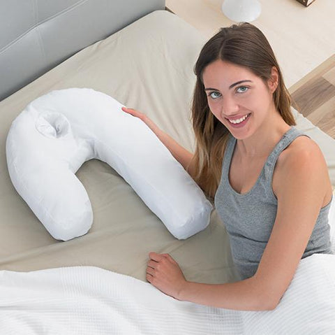 Image of Ergonomic Comfort Pillow