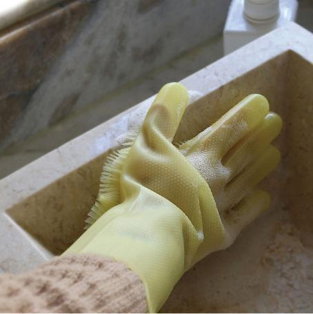 Image of Original Magic Dishwashing Gloves (BPA Free)