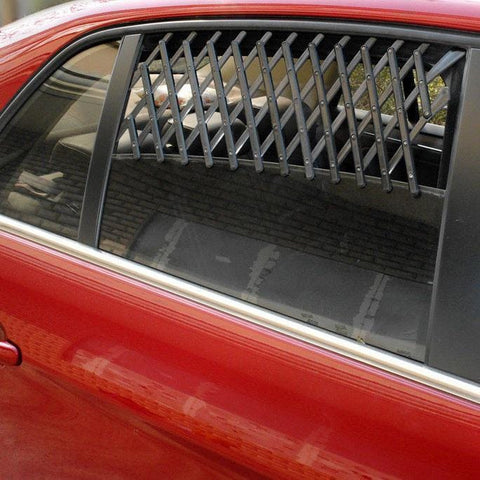Image of Pet Travel Car Window Mesh