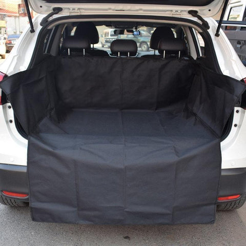 Image of Waterproof Dog Hammock Car Seat Cover