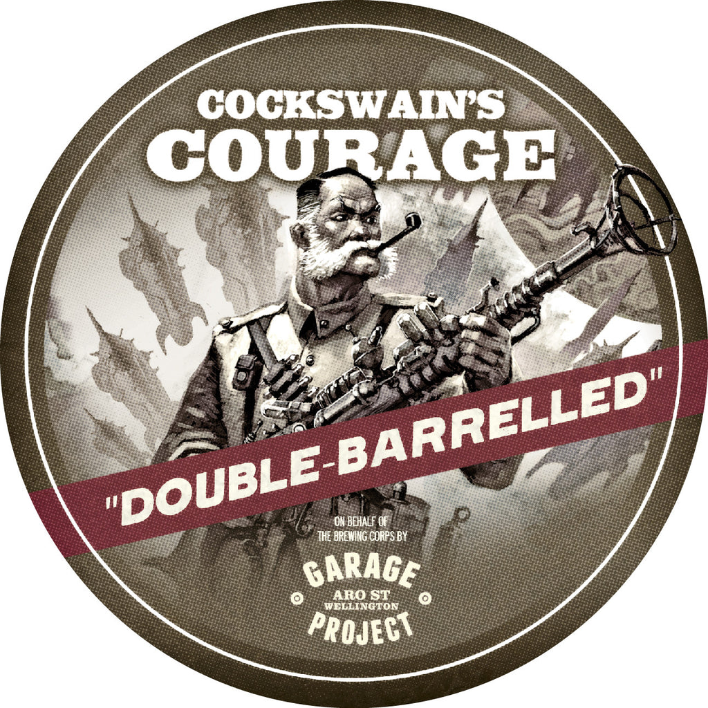 Cockswain's Courage - Double Barreled Edition