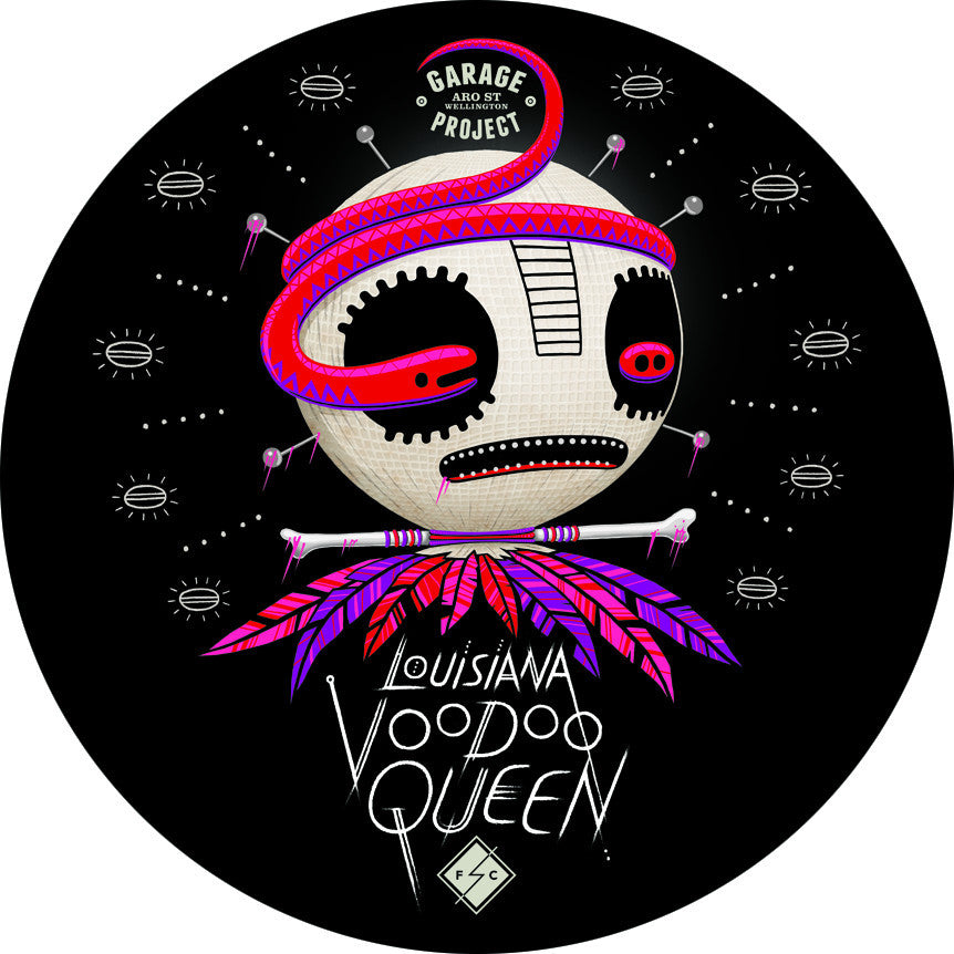 Louisiana Voodoo Queen