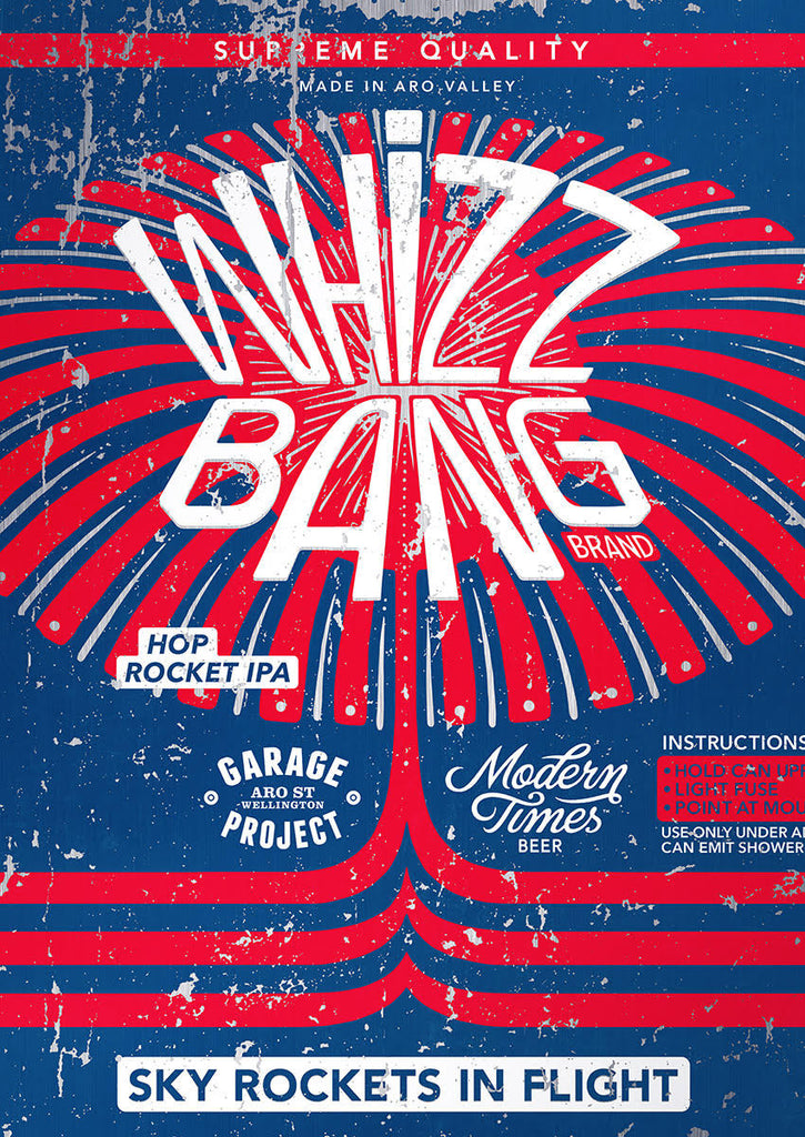 Whizz Bang Poster