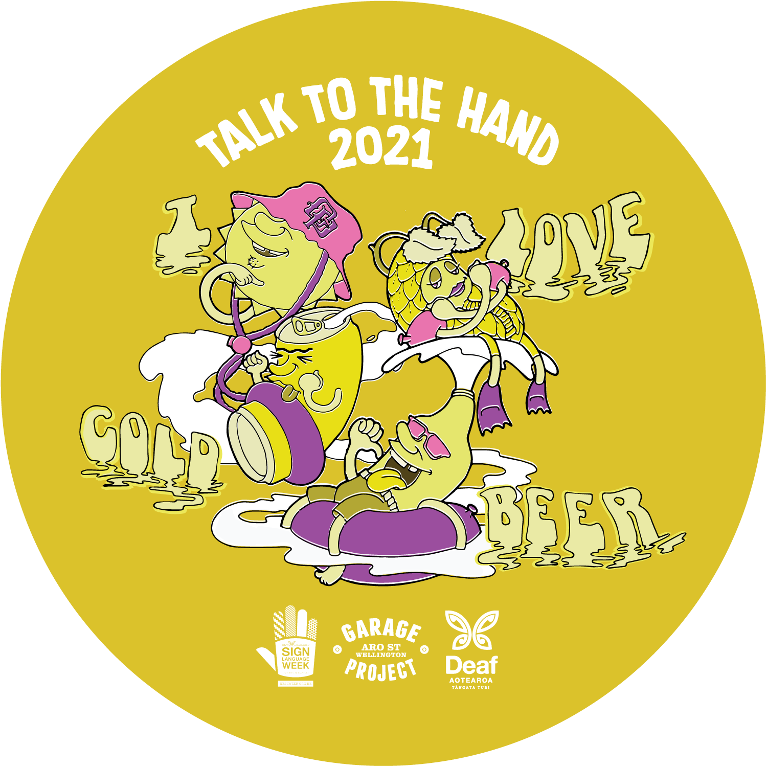 Talk To The Hand 2021