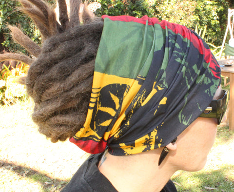 Bob Marley Rasta Dreadlock sock sleepcap Dread protector under helmet,swim cap