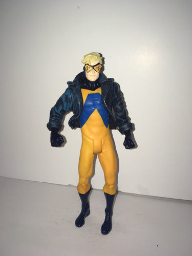 DC Direct 52  Animal Man Preowned Loose Action Figure