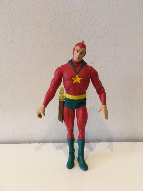 DC Comics Starman Pre owned Loose Action Figure