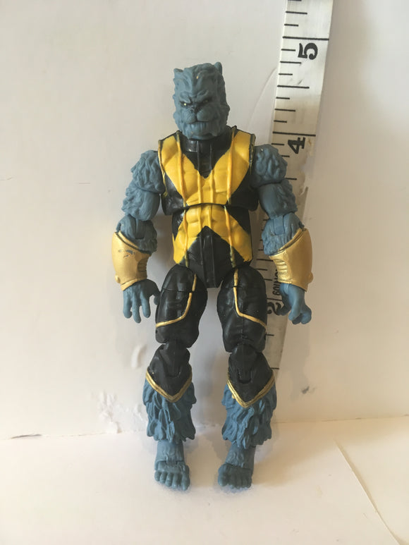 Marvel Universe 3.75 Beast #10 Pre Owned Loose Action Figure