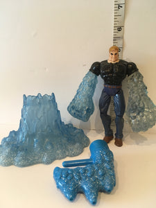 Hydro-Man Pre Owned Loose Action Figure