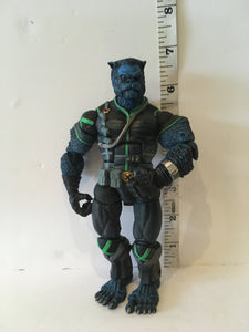 Toy Biz Marvel Legends Classic Stealth Beast X-Men Pre Owned Loose Action Figure