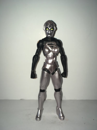 DC Direct steel 2 Preowned Loose Action Figure