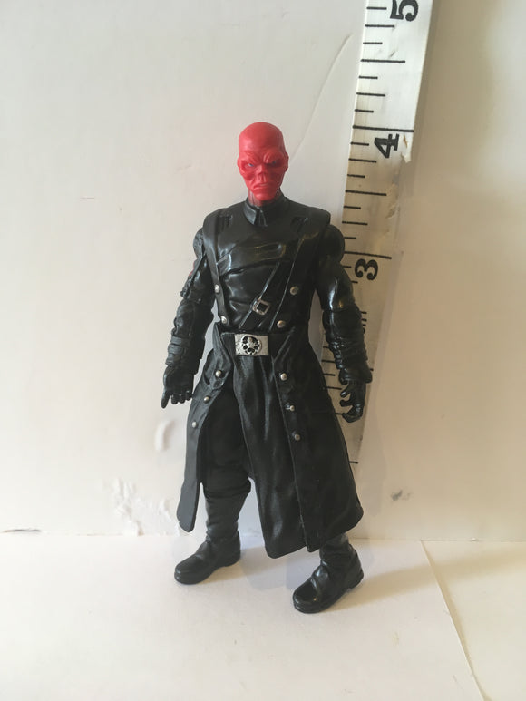 Marvel Universe 3.75 Red Skull Pre Owned Loose Action Figure