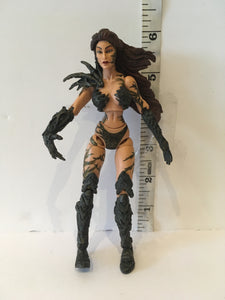 Marvel Legendary Heroes Witchblade Pre Owned Loose Action Figure