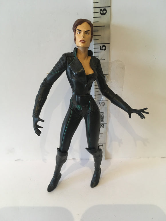 Jean Grey X-Men Movie Pre Owned Loose Action Figure From Toy Biz