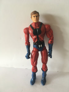 Marvel ToyBiz Marvel Legends Ant man Pre owned Loose Action Figure