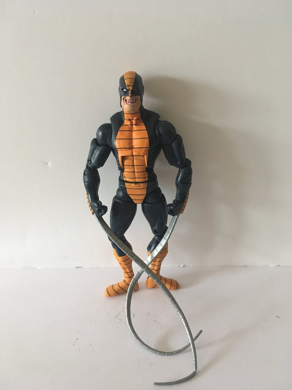 Marvel Legends Constrictor Pre owned Loose Action Figure