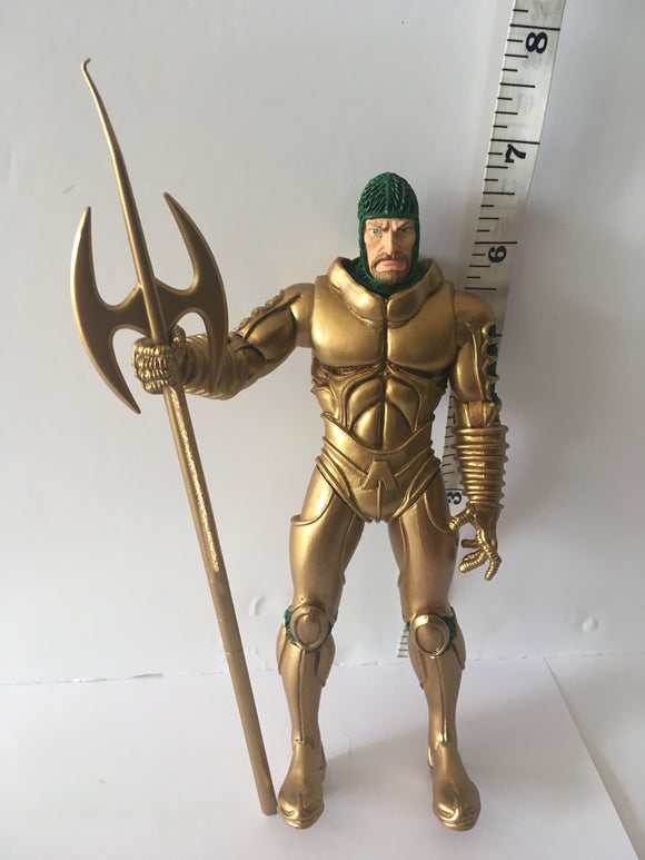DC Armory S1 Aquaman Pre Owned Loose Action Figure