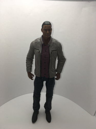 DC Arrow John Diggle Preowned Loose Action Figure