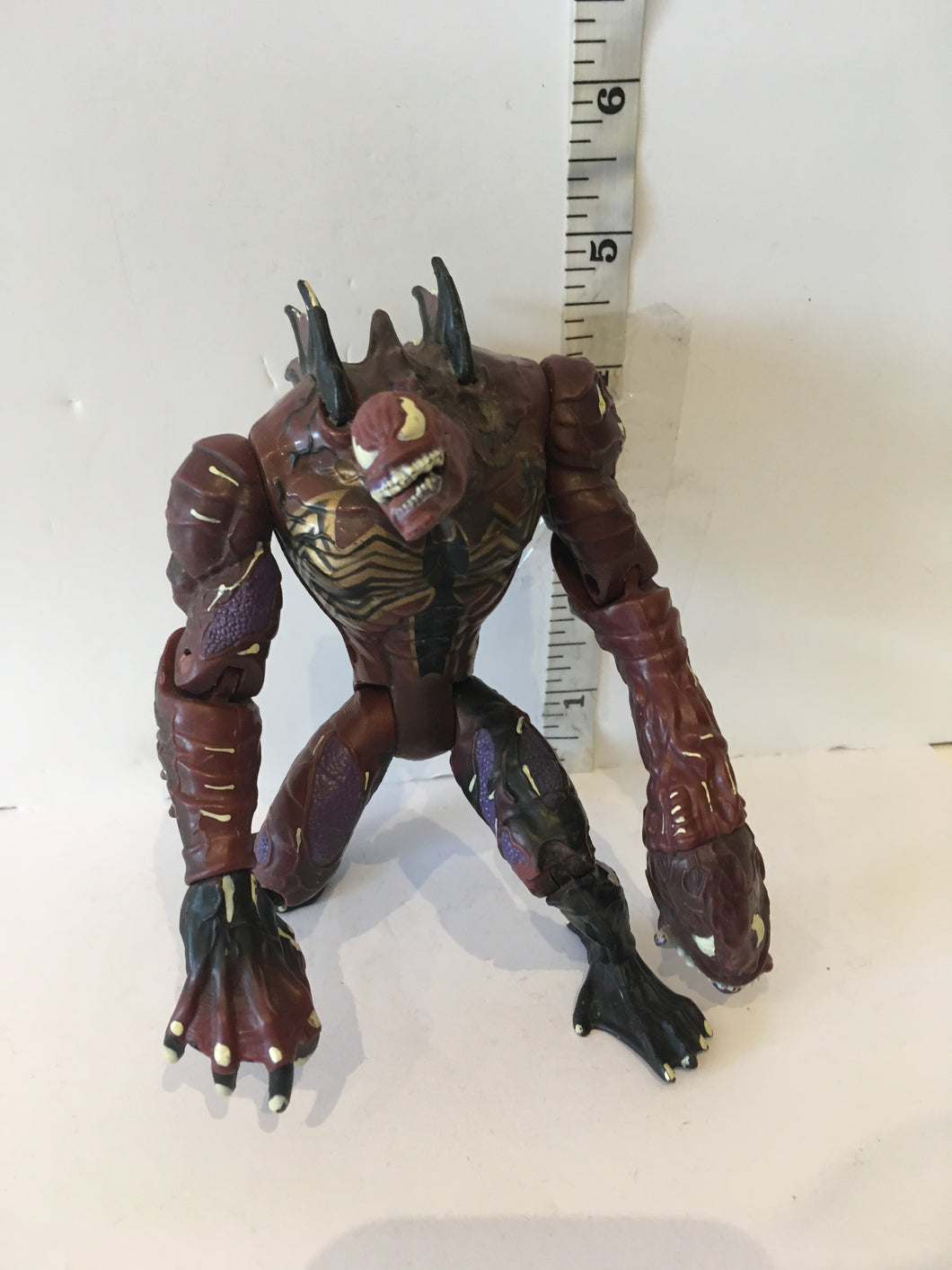 Deep Sea Venom from Spider-Man 2000 Pre Owned Loose Action Figure