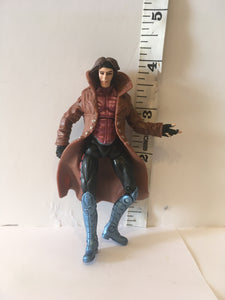 Marvel Universe 3.75 Gambit Pre Owned Loose Action Figure