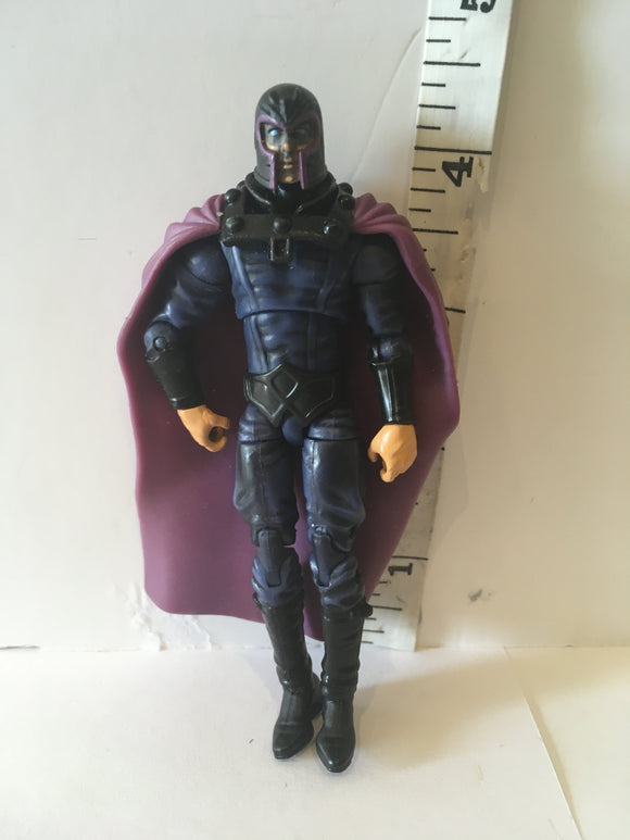 Marvel Universe Infinite Legends 3.75 Magneto Pre Owned Loose Action Figure