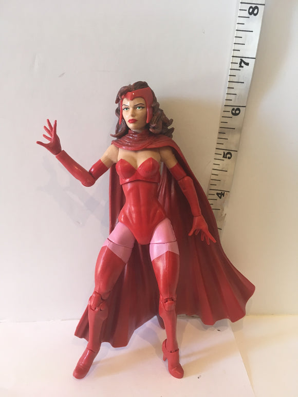 Marvel Legends Scarlet Witch AllFather Wave  Pre Owned Loose Action Figure
