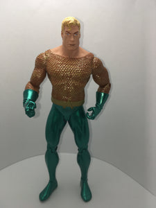 DC Direct Alex Ross Aquaman Pre owned Loose Action Figure