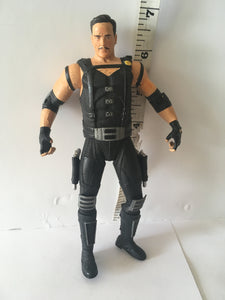 DC Direct Watchmen S2 The Comedian Pre Owned Loose Action Figure