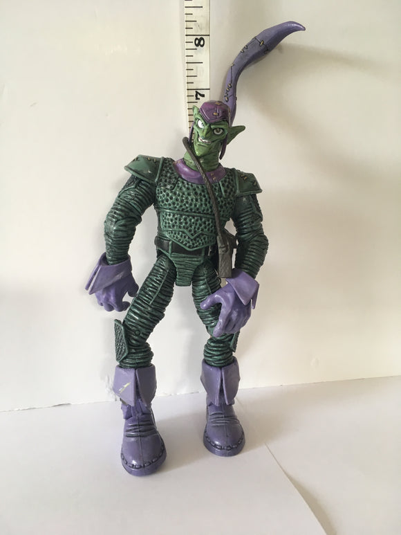 Spider-Man Toy Biz 2004 Green Goblin Pre Owned Loose Action Figure