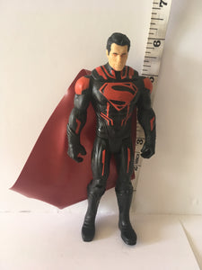 Batman v Superman: Dawn of Justice Heat Vision Superman Pre Owned Loose Action Figure