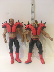 WWE Elite Series 30 LOD Legion Of Doom  Pre Owned Loose Action Figure