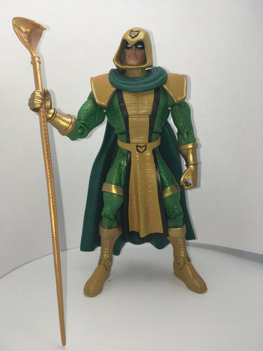 DCUC Lord Naga preowned loose action figure
