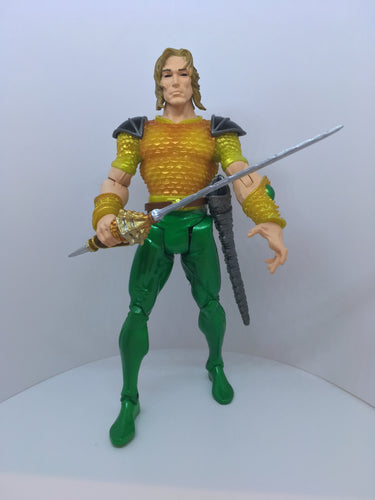 Brave New World First Appearance Aquaman Preowned Loose Action Figure