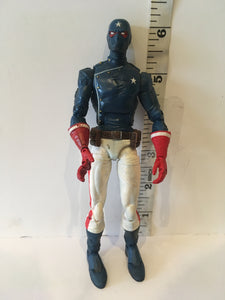 Marvel Legends Young Avengers Patriot Pre Owned Loose Action Figure