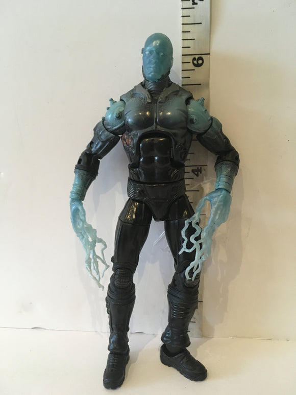Marvel Legends Electro, Green Goblin Wave Pre Owned Loose Action Figure