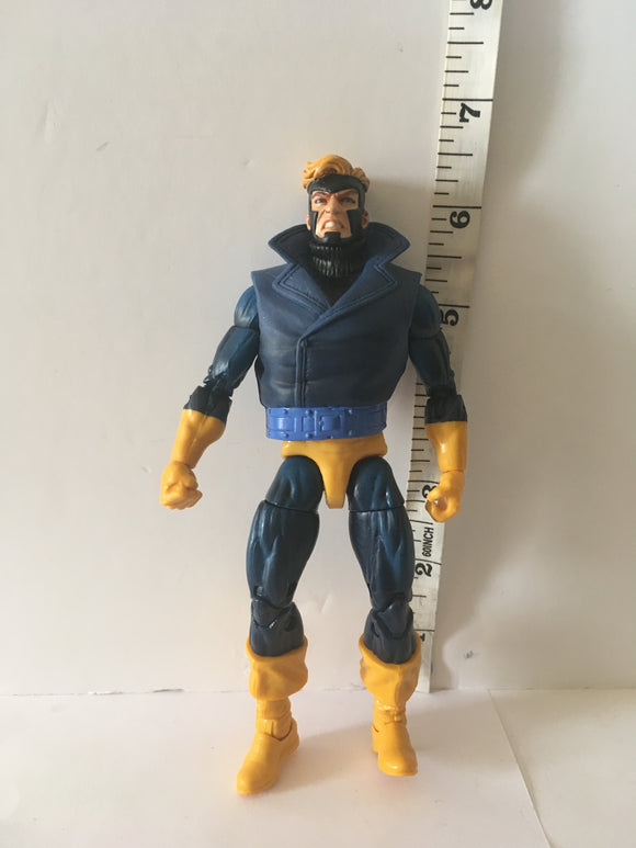 Marvel Legends Custom Havok Pre Owned Loose Action Figure