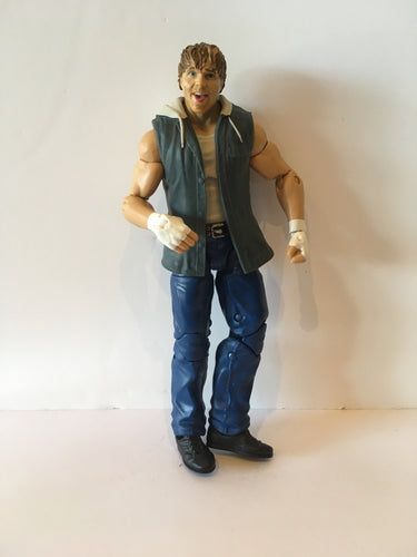 WWE Elite 36 Dean Ambrose  Preowned Loose Action Figure