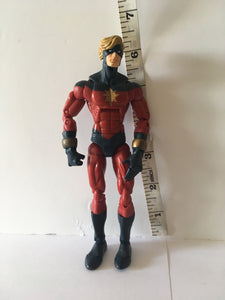 Marvel Legends Captain Mar-Vell Toy Biz  Mojo Series Pre Owned Loose Action Figure