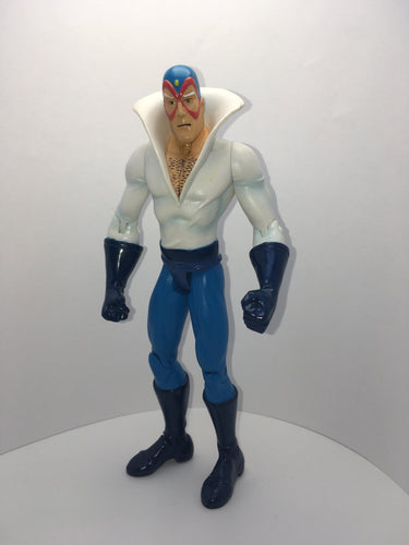 DC Direct Max Mercury Preowned Loose Action Figure